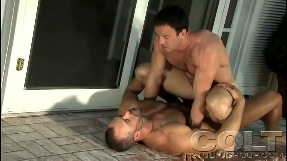 image Amateur military men gay sex first time