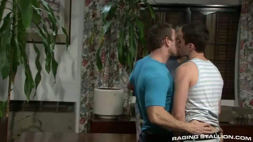 gay couple on the oc