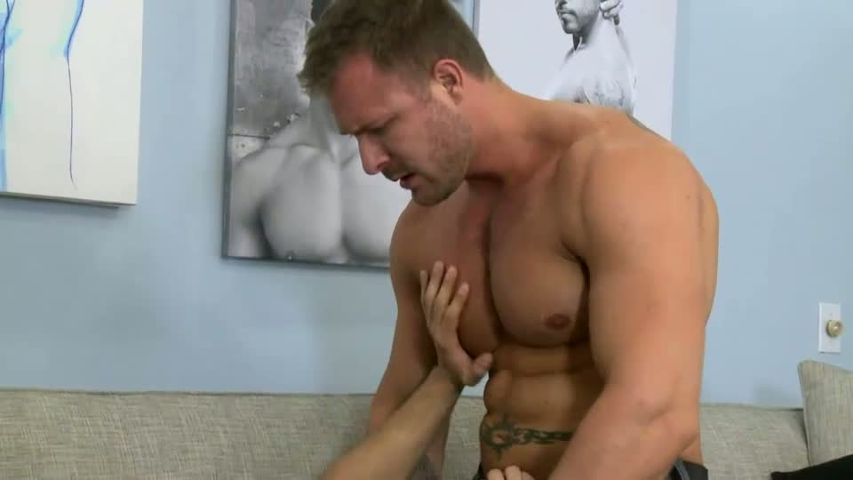 Fucking in military position gay porno 10
