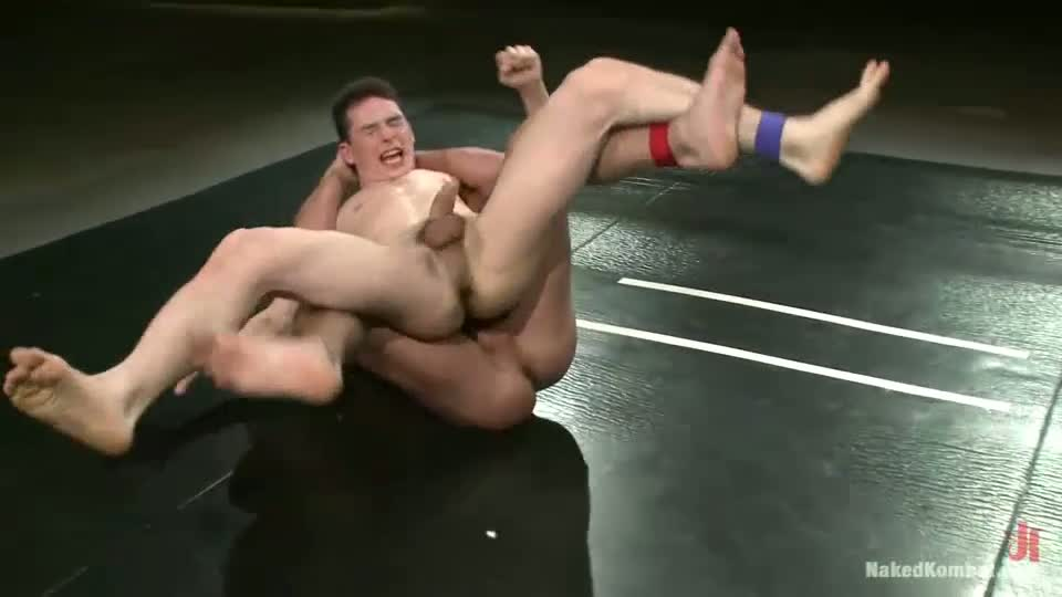 First gay anal penetration