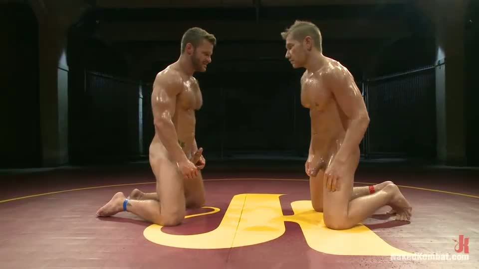 Naked combat videos