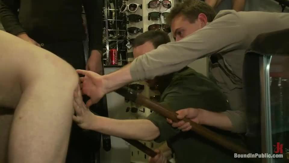 Cody allen endures an intense ball stretching